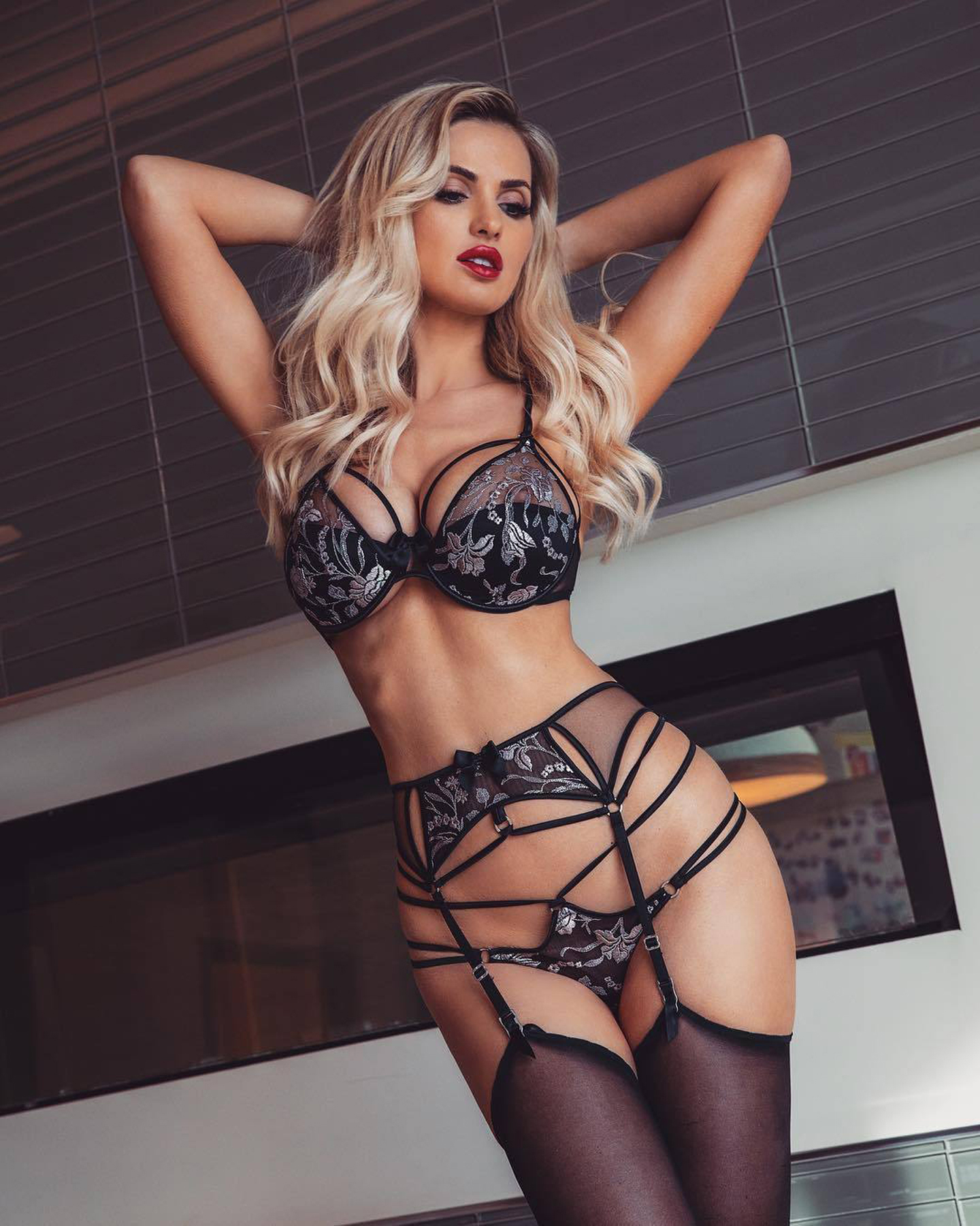 Plus size lingerie sexy intimates