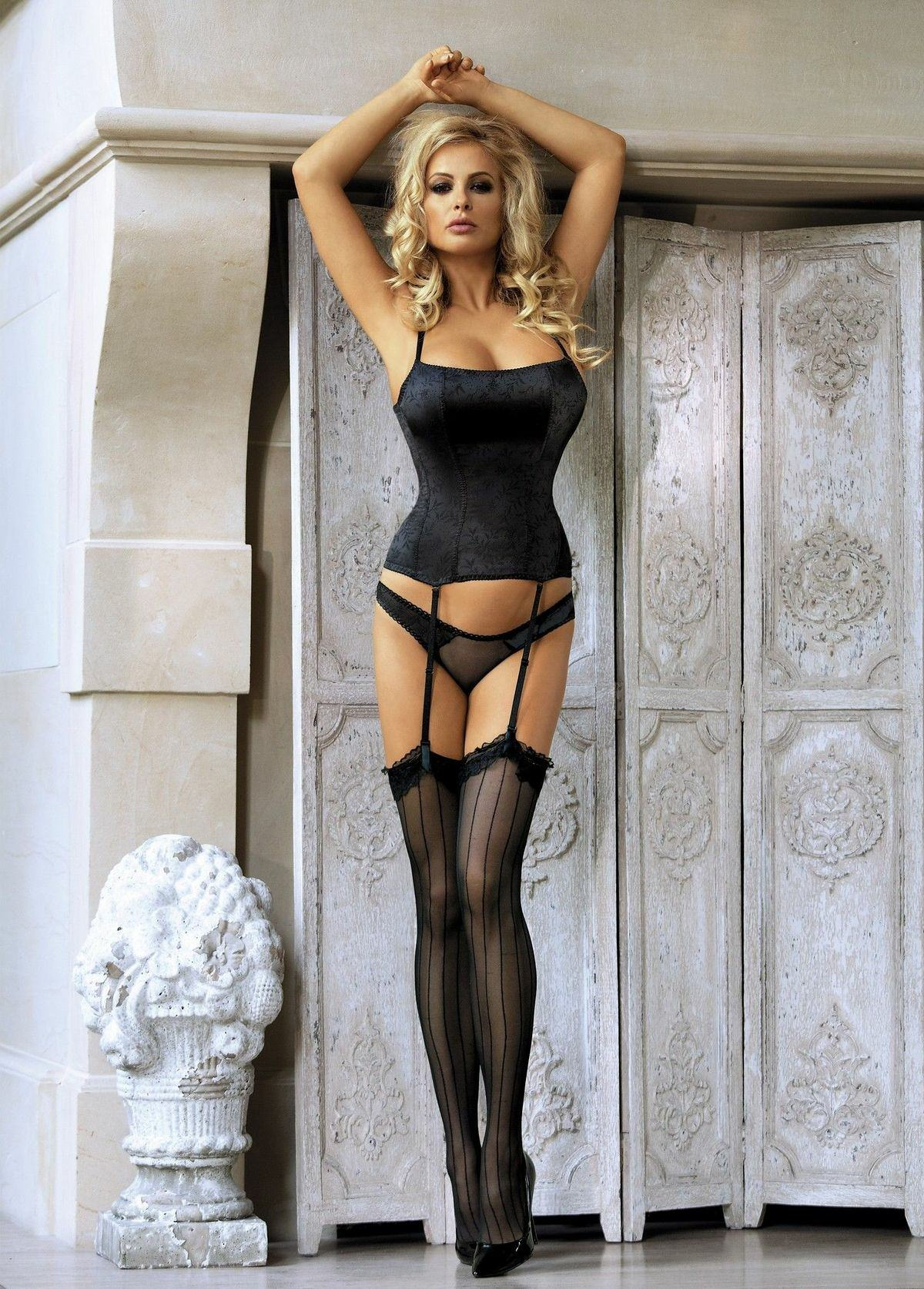 Pin on sexy lingerie woman