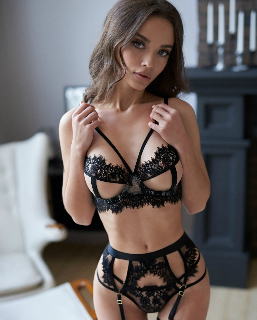 Hot Sale Lady Latest Design Sexy Elegant Woman Bra