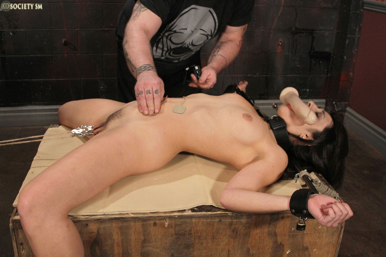 Kidnapped bondage forced orgasm gif