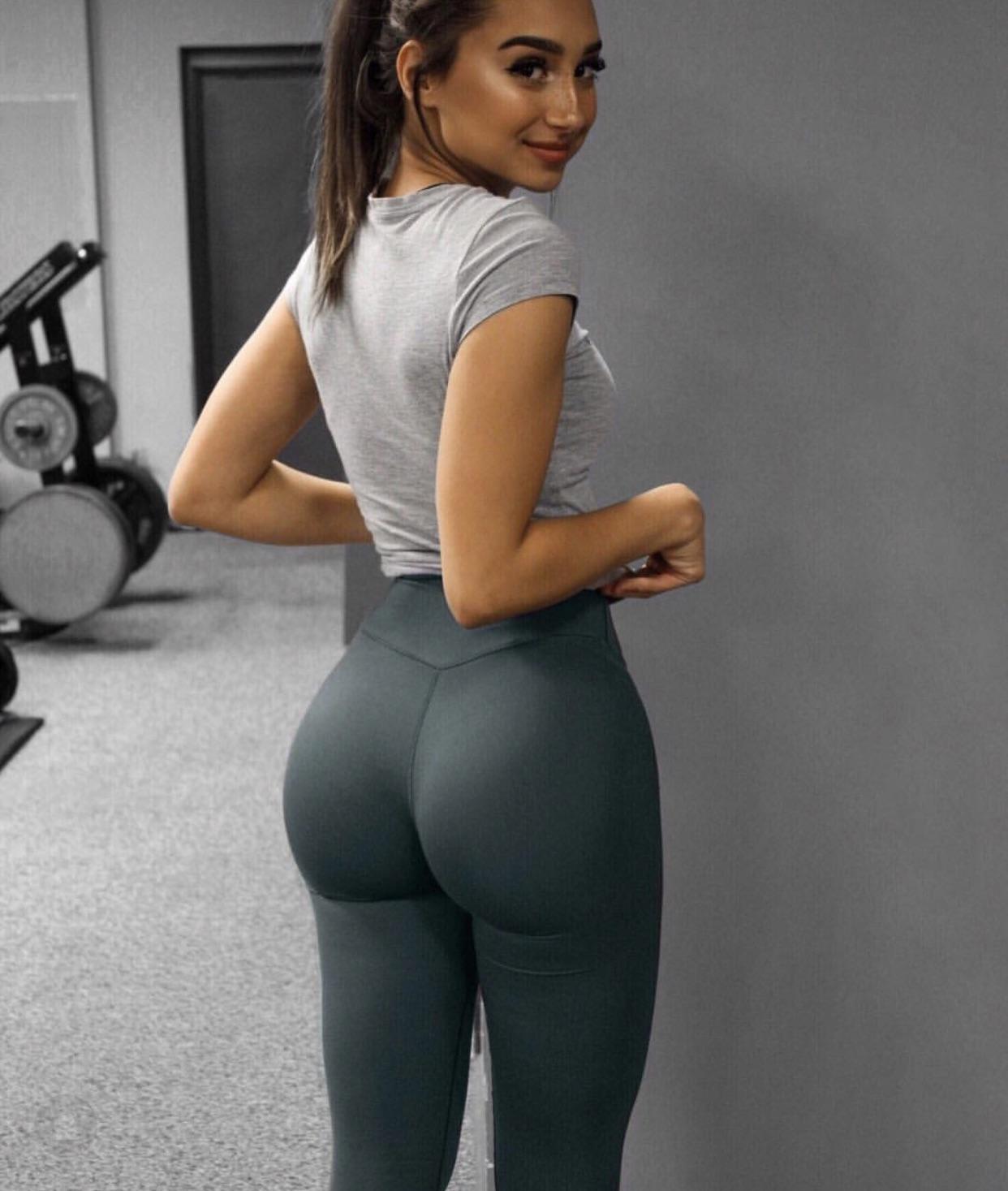 No equipment butt and thigh workout