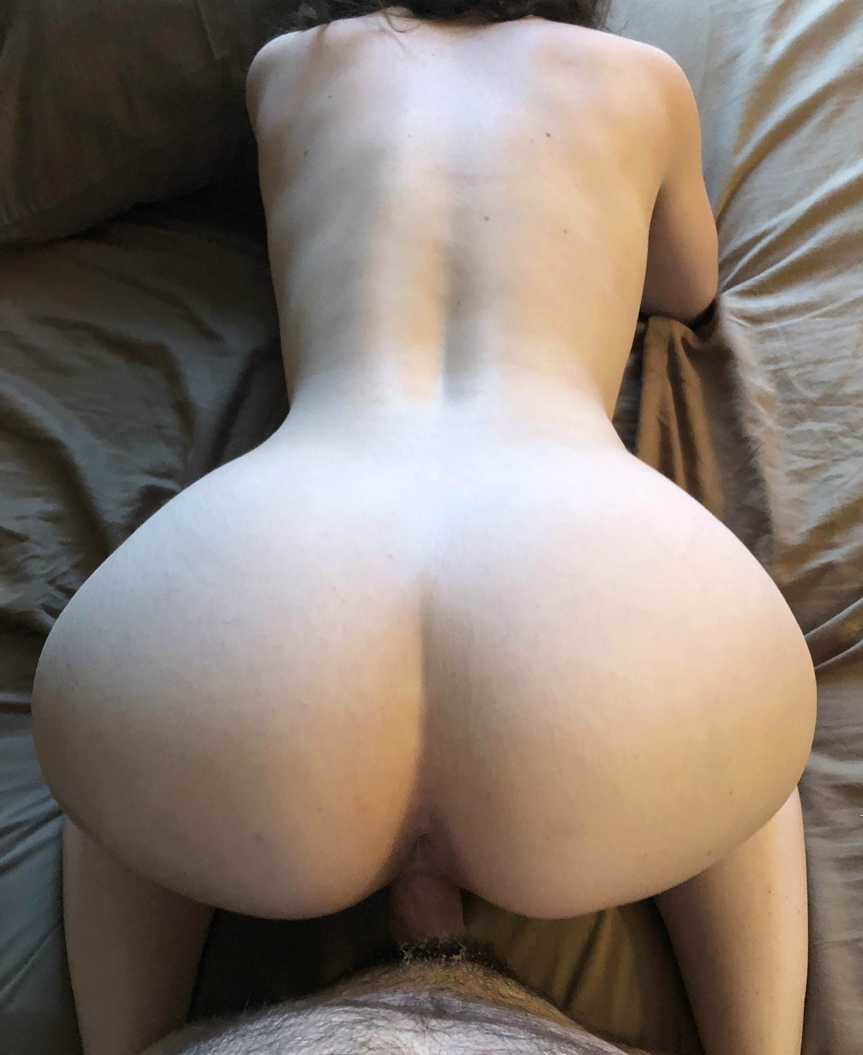 Think, Wide Hips And Butts Naked With You