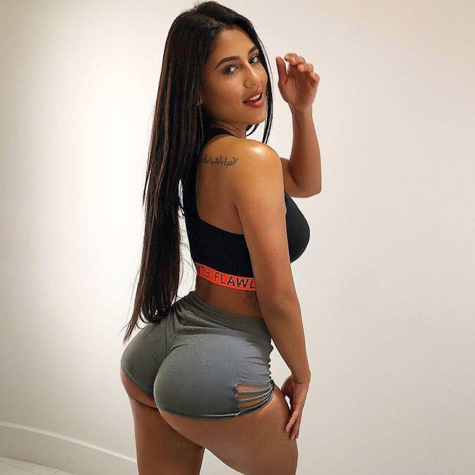 San Antonio Escorts Review Big Ass Latina Escort