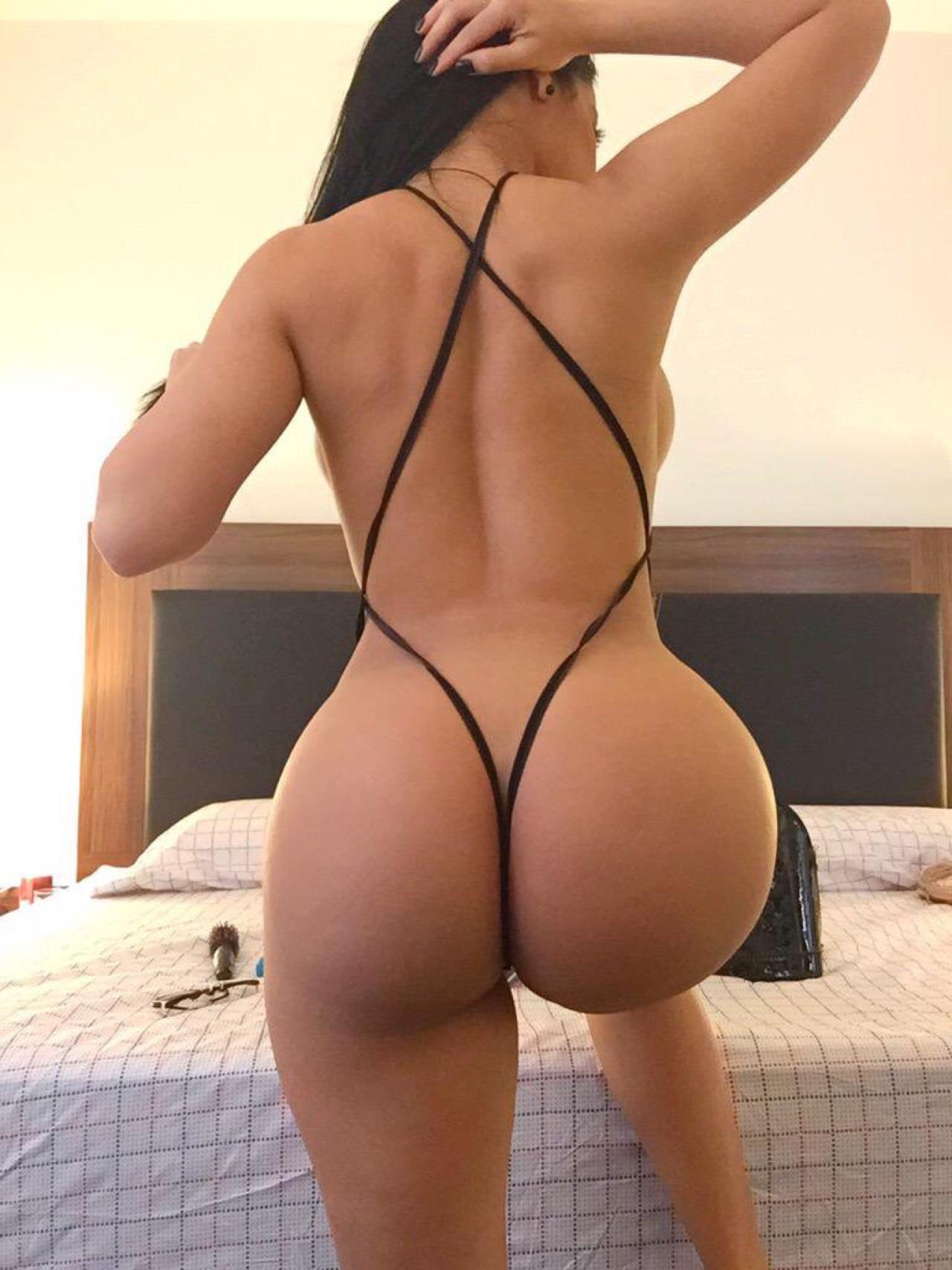 Hot big booty black girl