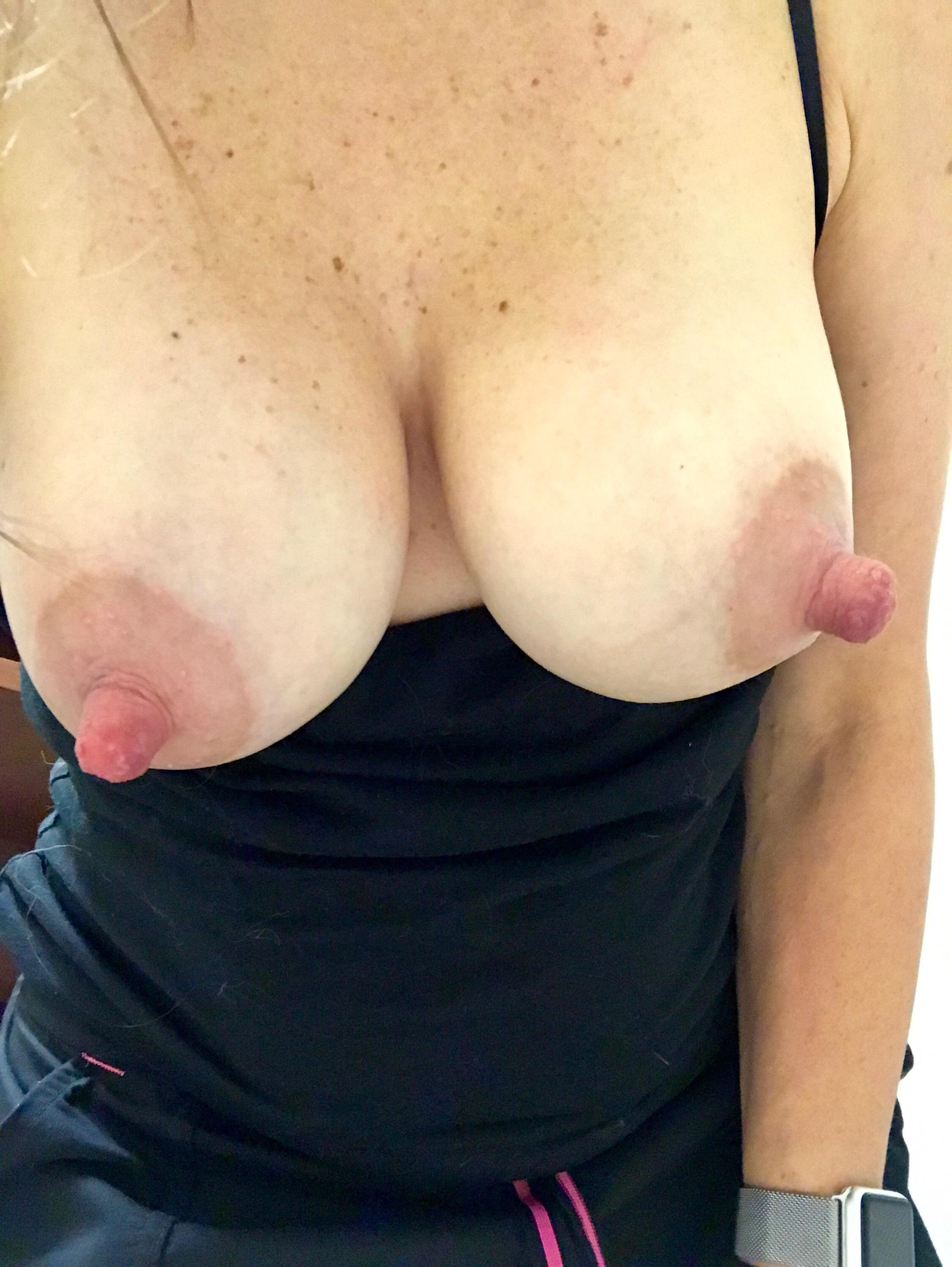 Huge Tits Long Nipples