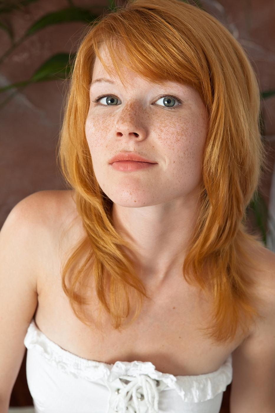Nude Redhead Titania Rocks Her Huge Boobs And Hairy Muff In The Shower Redhead Red Boobs Nude