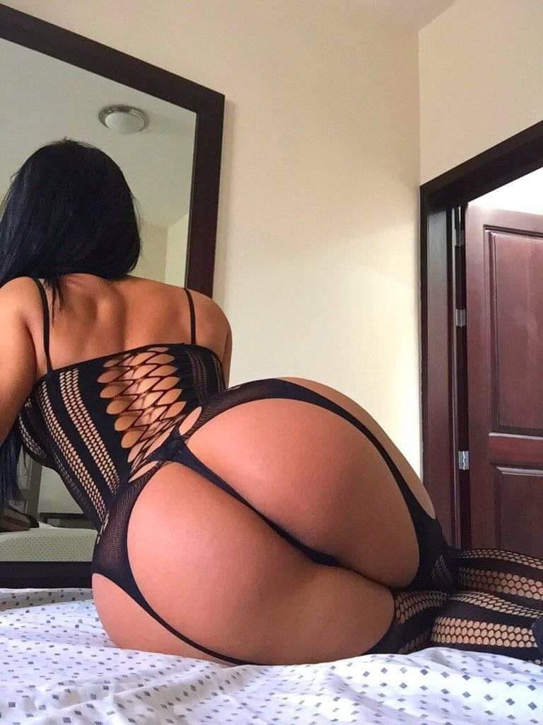 Big Butt Lingerie And Nice Ass Porn