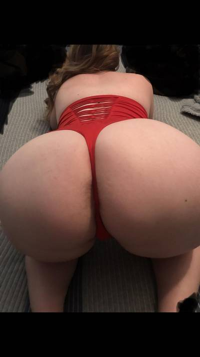 Anyone like this view of my wife's ass?