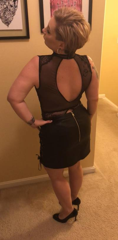 Hotwife before her date with new Tinder match. He picked her outfit and he is coming over while cuck hubby is out.