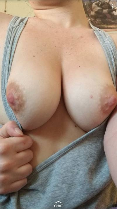 My wife's glorious tits for your viewing pleasure