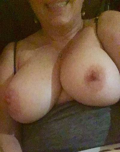 Just me and my big tits relaxing for evening. (F49) ❤️
