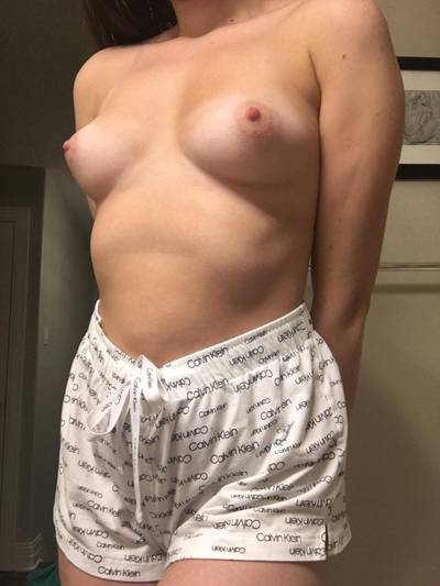 [F] cal pjs and little titties are the perfect combo.