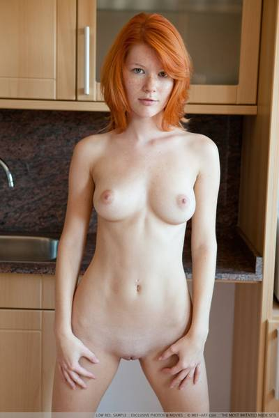 My favorite kind of redhead