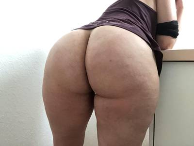 I know you want me to spread them cheeks 🍑
