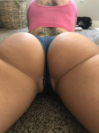 Dee Williams awesome cheeks