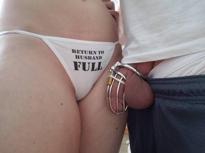 I love chastity and my wife has recently introduced cuckolding role playing. She is trying to convince me to try it