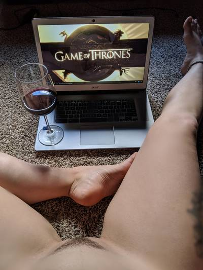 No matter what happens, we'll still have each other. And wine. [F]