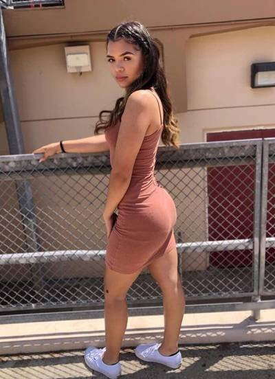 Cute Mexican with nice ass
